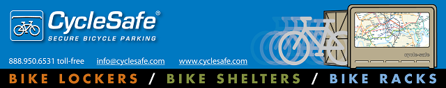 CycleSafe Secure Bike Parking